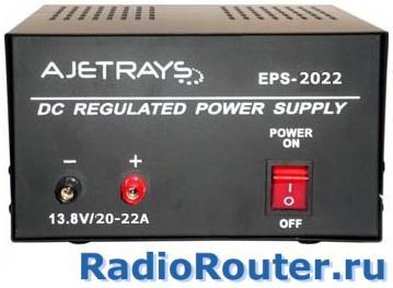 Трансформаторный адаптер питания  постоянного напряжения Ajetrays EPS2022 13,8В