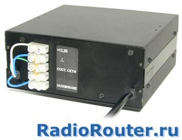 Блок питания  постоянного тока импульсный БПБ 60-12 220/12Вольт