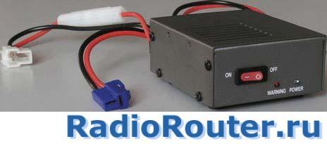 ВЕГА PCS-510 преобразователь напряжения для рации импульсный 19-30В/13.8В, 8/10А. Купить преобразователь напряжения для радиостанции