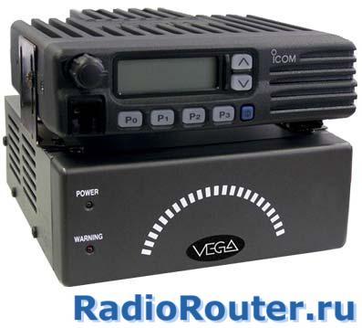 PSS-810 Блок питания импульсный 220W/13,8V, 8/10А. Продажа раций