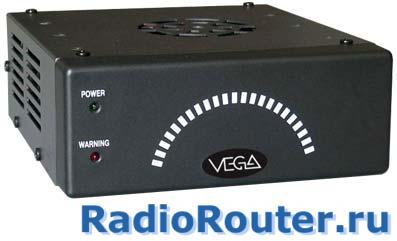 Vega PSS-825BB Блок питания низкопрофильный 220В/13,8В, 22/27А. Купить блок питания