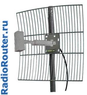 Wi-Fi Стационарная антенна