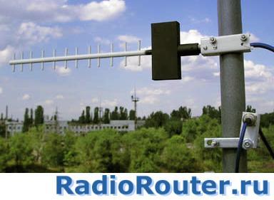 WiFi Базовая антенна