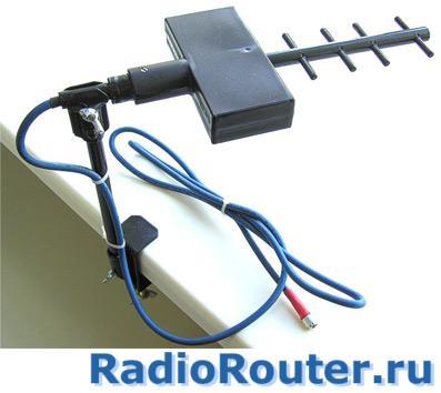 Офисная антенна Wi-Fi Полярис 2450-9