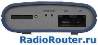 GPRS  терминал Conel CGU-04
