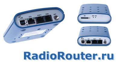 GSM/GPRS модем Conel ER75i 2sim