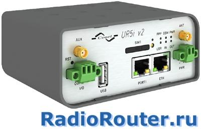 3G+ модем терминал Conel UR-5i v2