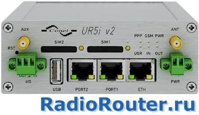 GSM 3G+ терминал роутер Конел UR 5i версия 2