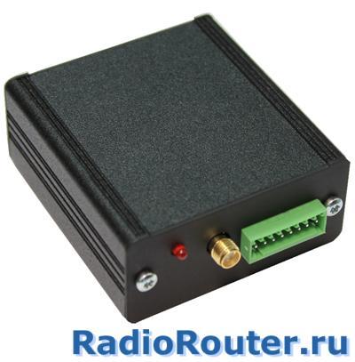 GSM GPRS  радиомодем  SprutNet RS232/RS485  с последовательными интерфейсами RS-232/RS-485
