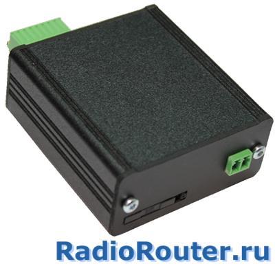GSM GPRS  радиомодем  SprutNet RS232/RS485 (KIT)