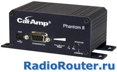 Промышленный радио IP роутер Phantom 2 Series