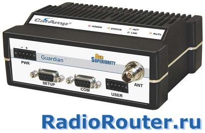 Guardian  - новый  радиомодем от компании Calamp