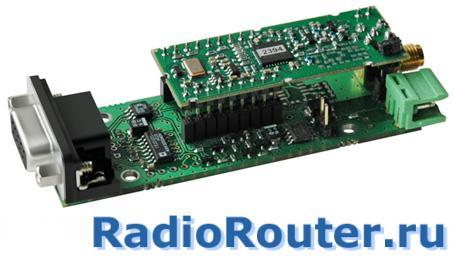UHF радиомодем RMD400-PR4 (исполнение DIN)